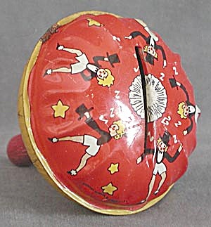 Vintage Kirchhof Dancer Noise Maker (Image1)