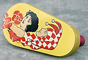 Vintage Kirchhof Tin Jester Noise Maker (Image1)