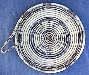 Vintage Indian Hobe Basket (Image1)