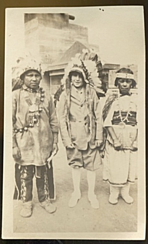 Native American indian children Photo