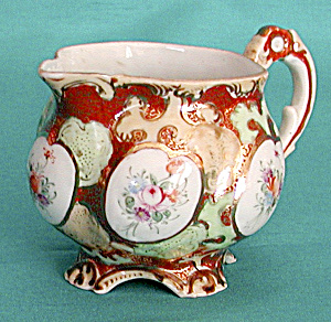 Vintage Rose Canton Cream Pitcher (Image1)