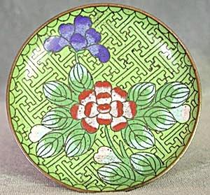 Vintage Cloisonne Dish (Image1)