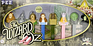 Wizard Of Oz Collector's Series Gift Set