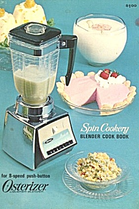 Spin Cookery Blender Cookbook
