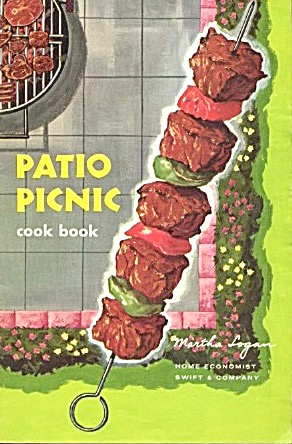 Patio Picnic Cookbook