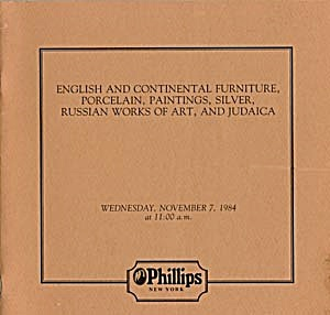 2 Phillips Auction Catalogs of Paintings, (Image1)