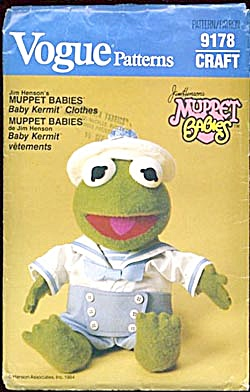 Muppets from Yarn! - moogly