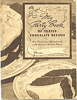 My Party Book Of Tested Chocolate Recipes