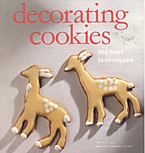 Martha Stewart Living Decorating Cookies: The Best
