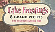 Cake Frosting Eight Recipes And Tips Swans