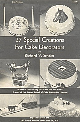27 Special Creations For Cake Decorations
