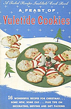 Vintage A Feast of Yuletide Cookies (Image1)