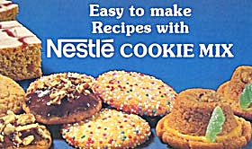 Easy to Make Recipes with Nestl� Cookie Mix (Image1)