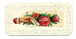Vintage Calling Card To My Love (Image1)