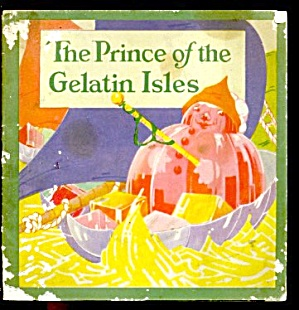Vintage Prince Of The Gelatin Isles