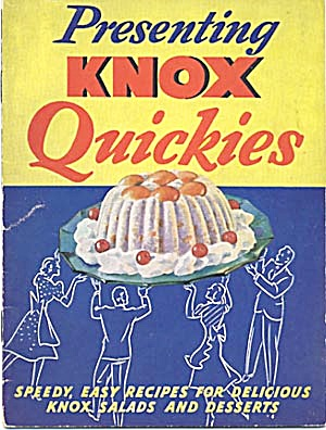 Presenting Knox Quickies