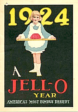 1924 A Jello Year