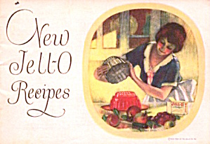 New Jell-o Recipes