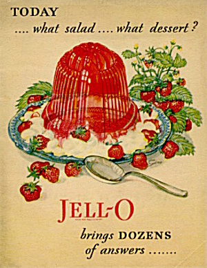 Jell-o Salad & Dessert Recipes