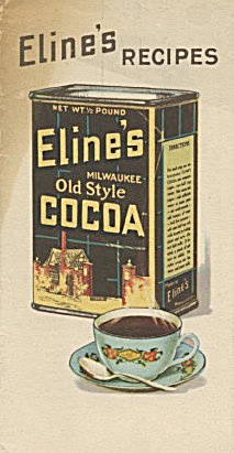 Eline's Chocolate & Cocoa Recipes Rare