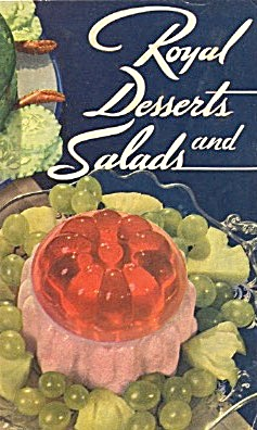 Royal Desserts And Salads
