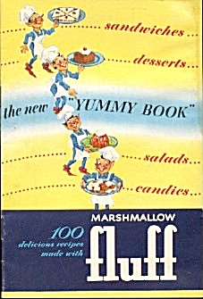 100 Recipes Made Marshmallow Fluff (Image1)