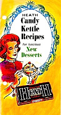 Heath Candy Kettje Recipes