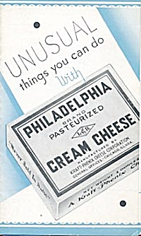 Unusual Things You Can Do Philadelphia Cream Cheese