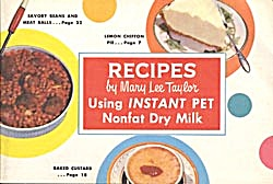 Using Instant Pet Nonfat Dry Milk Recipes (Image1)