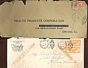 Vintage 14 Envelopes (Image1)