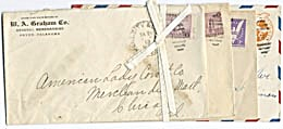 Vintage Envelopes & Letters from the 30's (Image1)