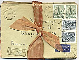 Vintage  Envelopes from the 1950s (Image1)