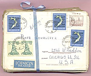Vintage 1960 Envelopes 30 (Image1)