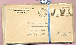 Vintage 27 Envelopes (Image1)