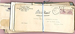 Vintage 29 Large Envelopes (Image1)
