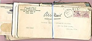 Vintage 29 Large Envelopes (Image1)