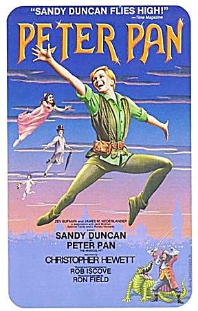 Advertising Sheet for Peter Pan (Image1)