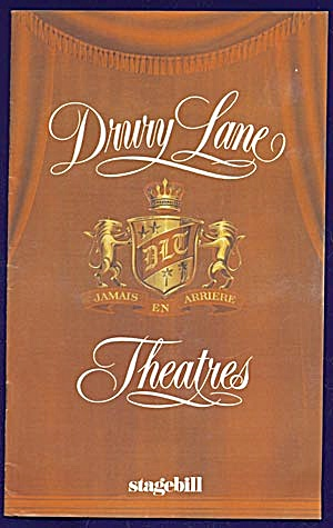 Drury Lane: The Marriage-go-round