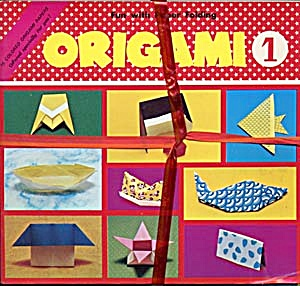 Origami Set Of 8 Books