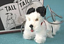 Vintage German Dog Tall Tales Bookmark (Image1)