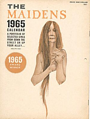The Maidens 1965 Calendar (Image1)