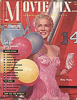 Vintage Movie Pix Magazine Bob Hope Doris Day (Image1)