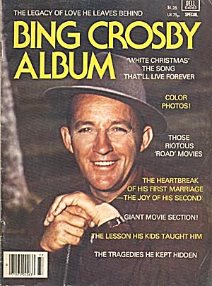 Vintage Bing Crosby Album