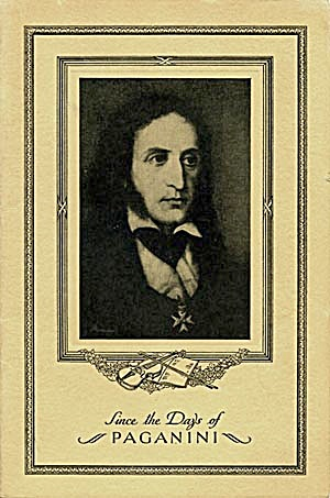 Since the Days of Paganini (Image1)