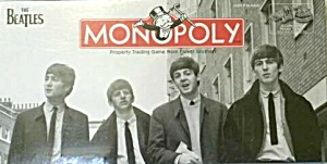 Beatles Monopoly Game