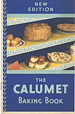 Calumet Baking Powder Cookbook