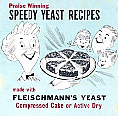 Speedy Yeast Recipes Made With Fleischmann's Cake Or