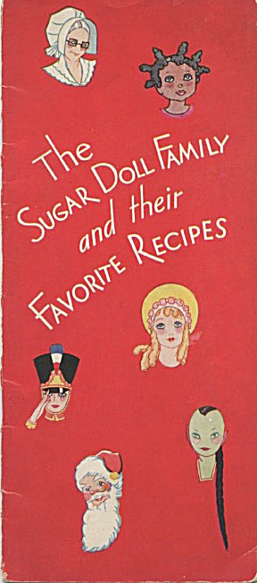 Sugar Doll Family And Their Favorite Recipes