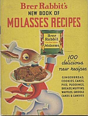 Brer Rabbits New Book Of Molasses Recipes (Image1)