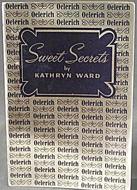 Sweet Secrets Oelerich (Image1)